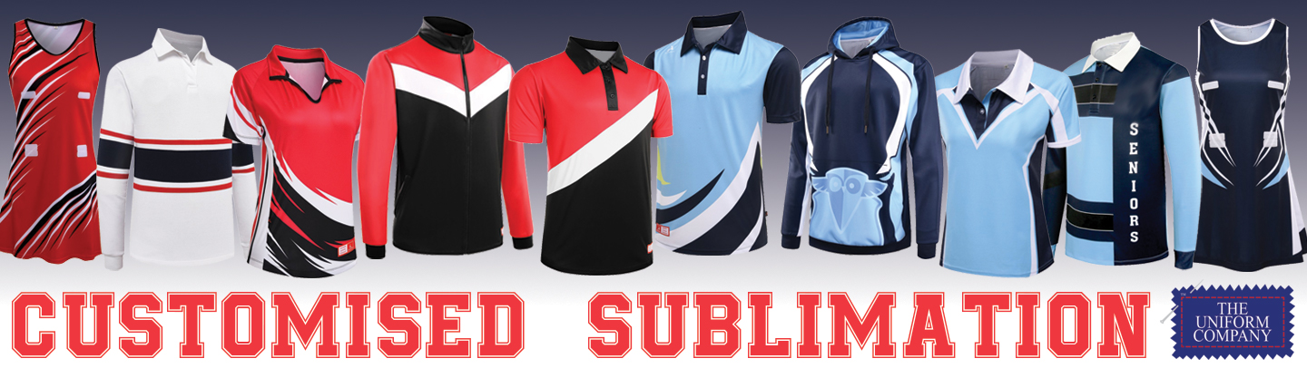 Customised Sublimation